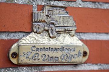 A.C. Van Dyck BVBA - Verhuur Containers